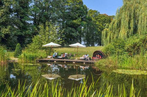 bio hotel schlossgut oberambach am starnberger see 4 wellness hotel. Black Bedroom Furniture Sets. Home Design Ideas